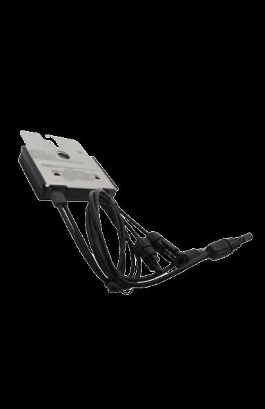 Solaredge Power optimizer P300 48V Back view