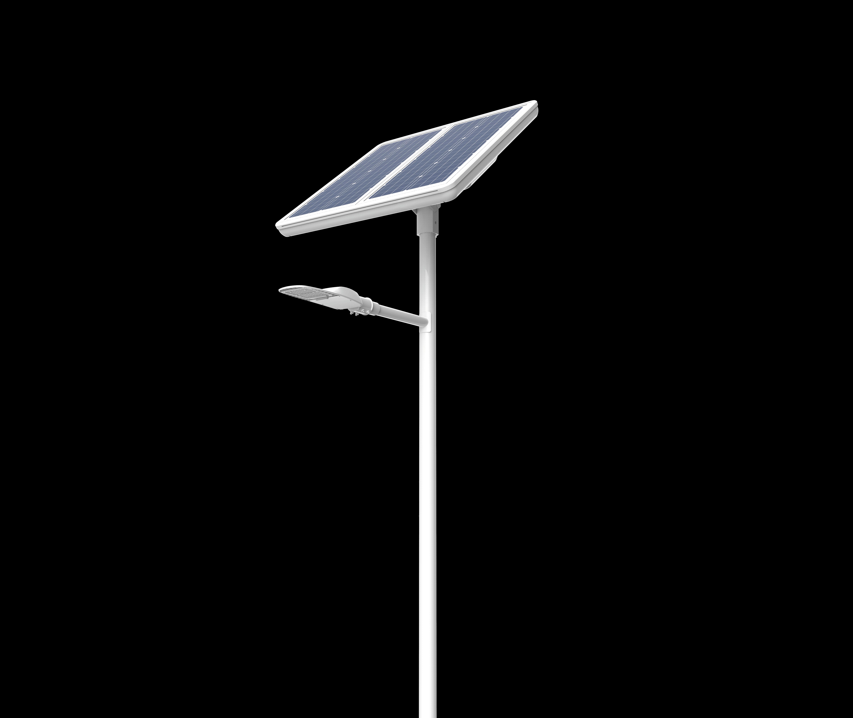 L'éclairage public solaire