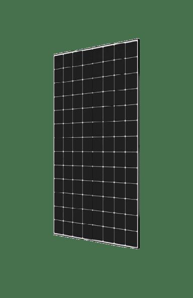 Sunpower Maxeon 3-400 WC solar panel side view