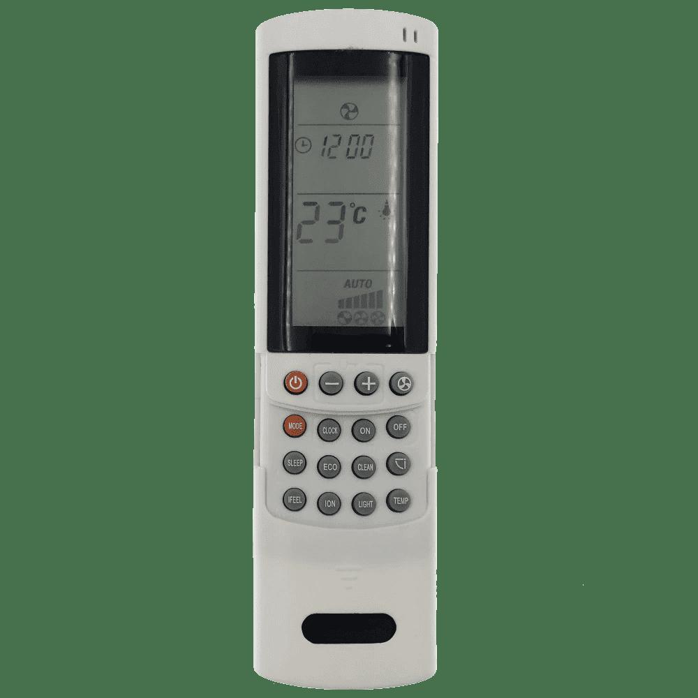 Télécommande du climatiseur Airwell Pac Console Split