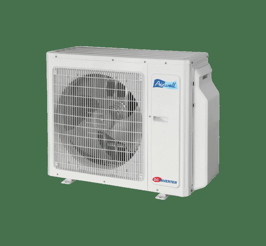 Airwell Multi split 2 Entrées 5.2-5.4 kW Unité de climatisation extérieure YDZB218-H91