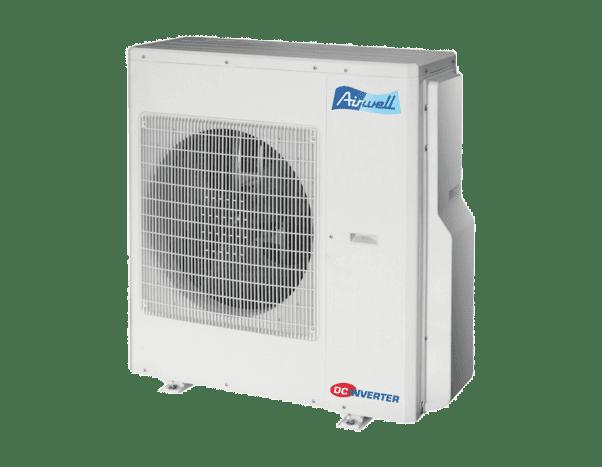 Airwell Multisplit 4 Entries 8.0-9.5 kW YDZB430-H91