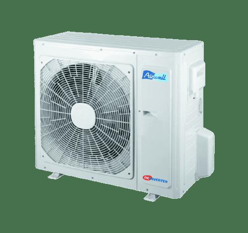Airwell Pac Air Monosplit 4.6-5.2kW Unité de climatisation extérieure YHDL018-H91