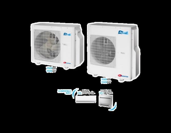 Image de compatibilité du climatiseur Airwell