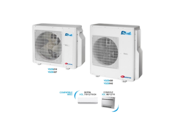 Airwell air conditioner compatibility image
