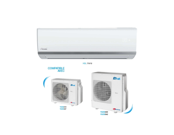 Airwell Indoor Unit compatibility image