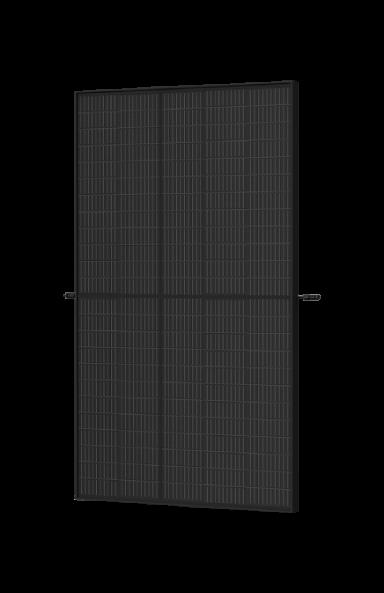 Image de la vue latérale du panneau solaire Trina Vertex S Mono PERC