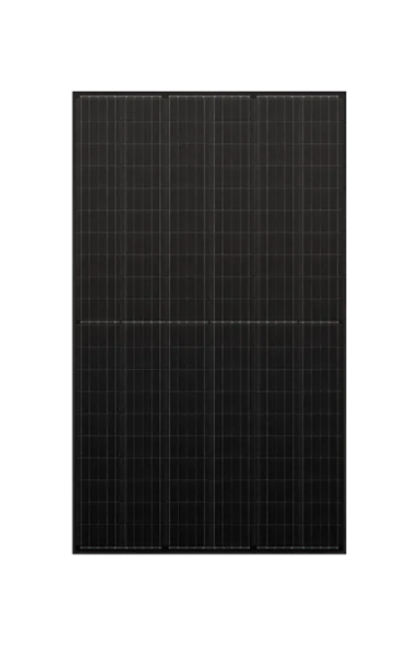 Panneau Solaire Solar Fabrik Mono S3 370 W  Tout Noir Demi-coupe