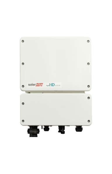 SolarEdge EV Charging 1PH Inverter HD-Wave, 4 kW, with SetApp configuration