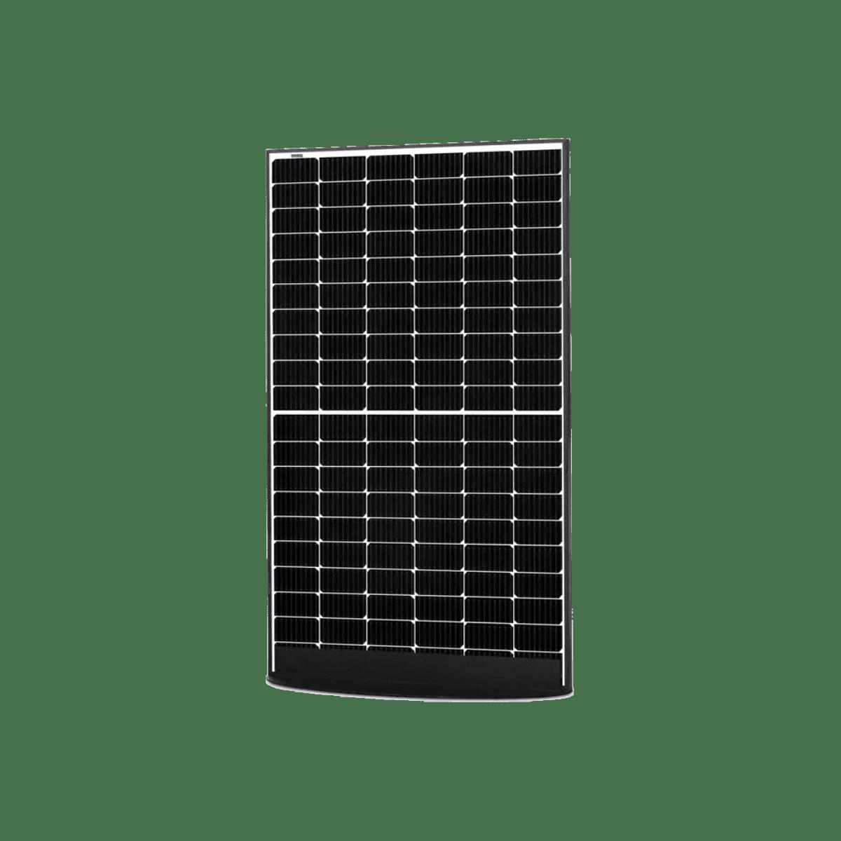 SoliTek Standard HalfCut 120 cells 370W solar panel front
