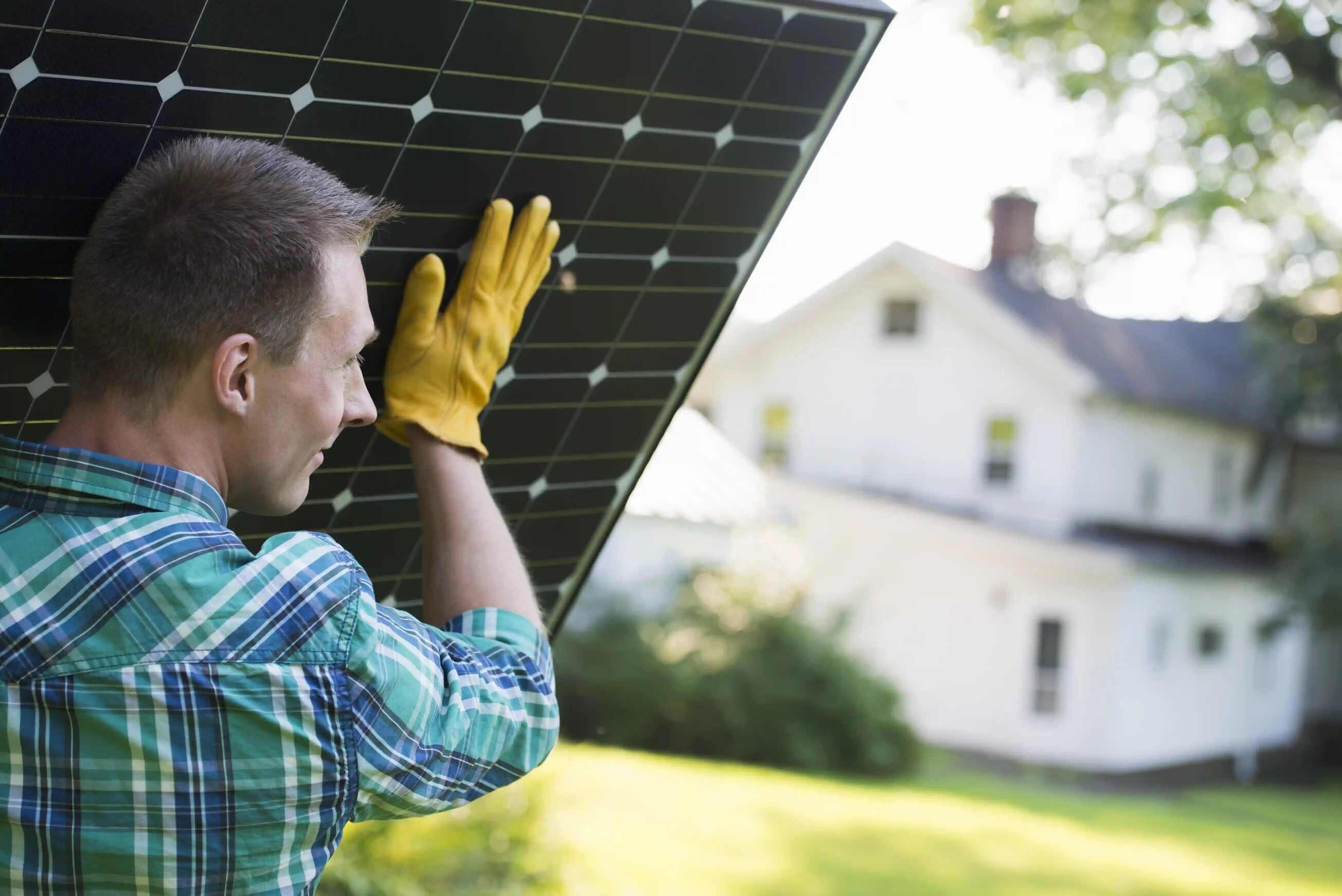 Installation de Produits Photovoltaïques
