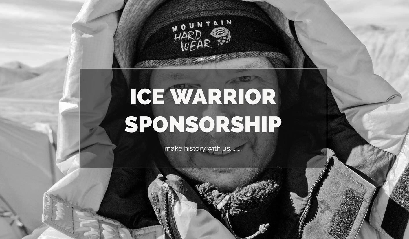 Ice Warrior Project / Taking the Pulse of the Planet