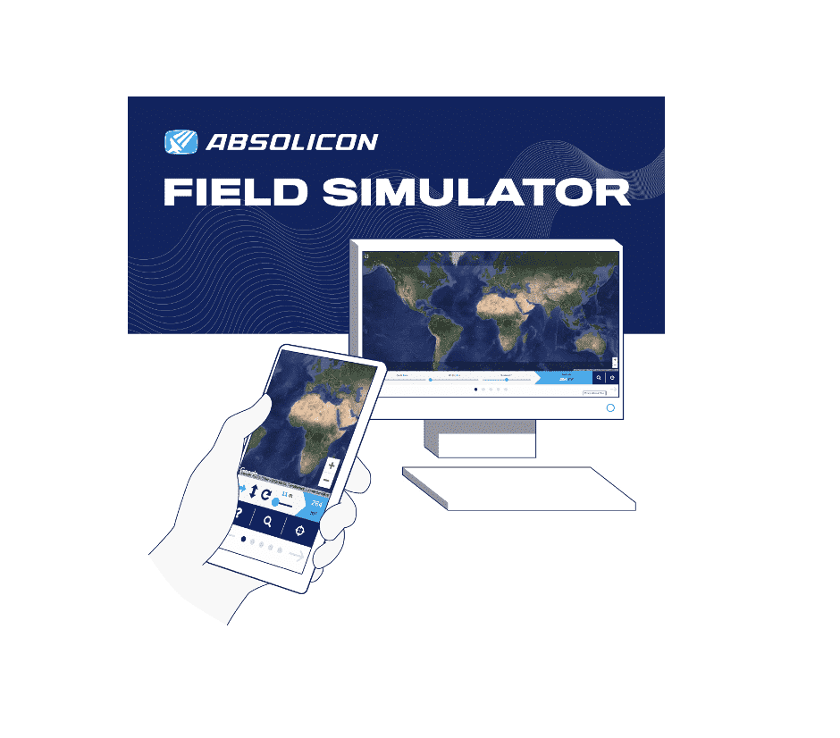 Calculate your savings / Field simulator