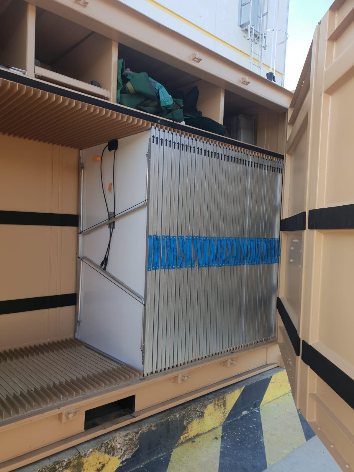 Eneria Hybrid Sunbox - Core
