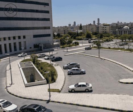 Solar lighting brings back well-being to Jordan's Biggest hospital access