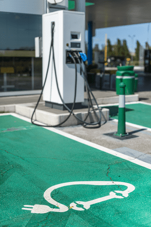 Can I charge my car at any charging station?
